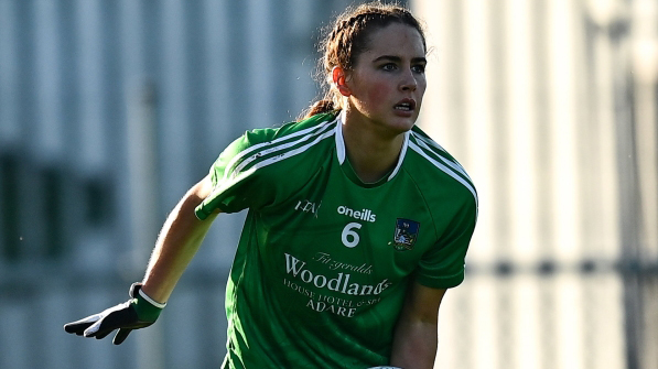 'Regrets in 15 or 20 years' time would be terrible.' – Limerick captain Niamh McCarthy