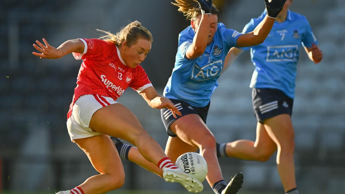Lidl National Ladies Football League Division 1B – Dublin 3-15 Cork 4-11