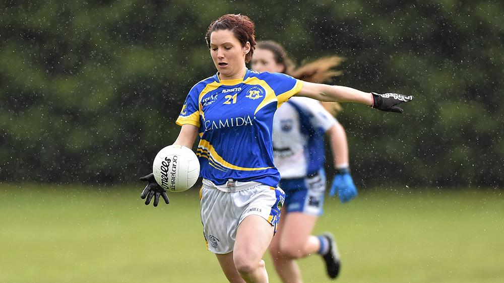Interview with Tipperary Ladies Footballer Edith Carroll