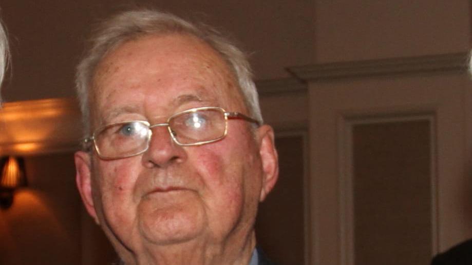 John Hanly (Clare GAA President) RIP