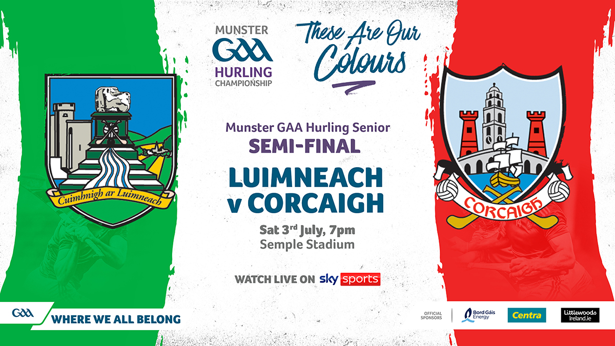 2021 Munster Senior Hurling Championship Semi-Final – Limerick v Cork