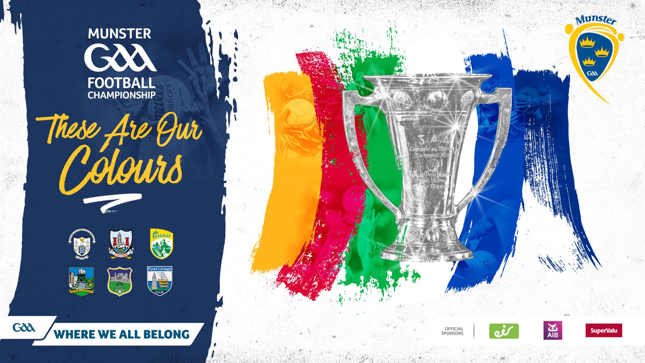 2021 Munster Senior Football Championship Quarter-Final – Limerick v Waterford