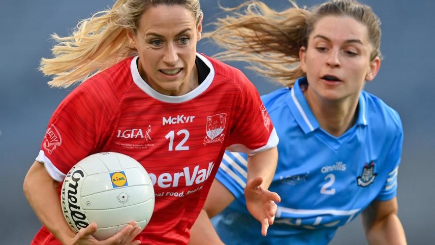 Lidl National Ladies Football League Division 1 Final – Dublin 2-15 Cork 1-13