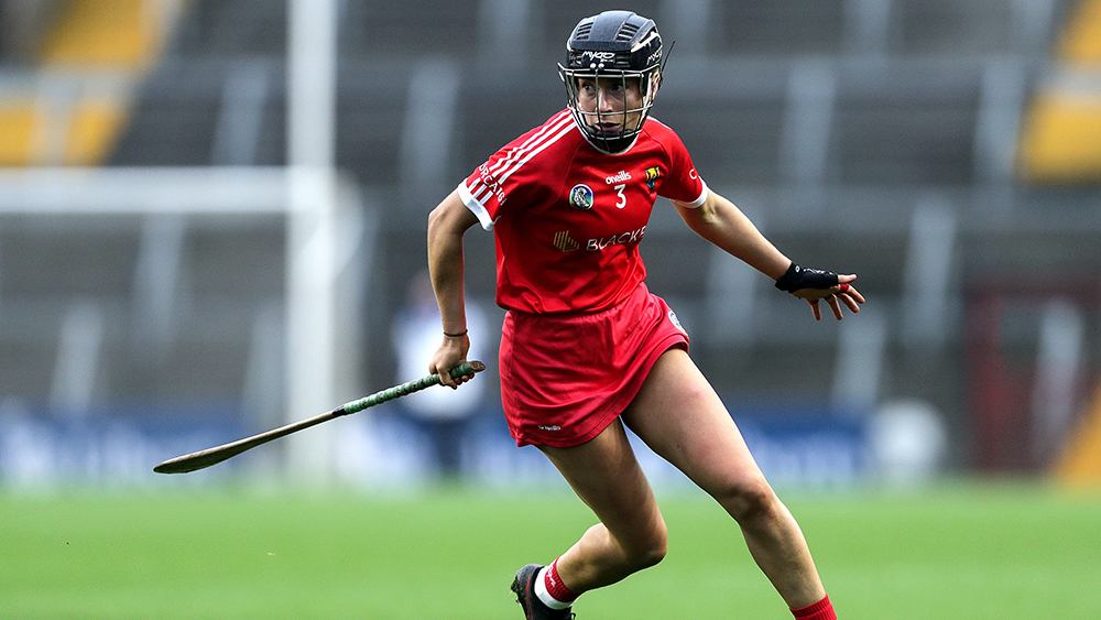 Interview with Cork Camogie player Laura Treacy
