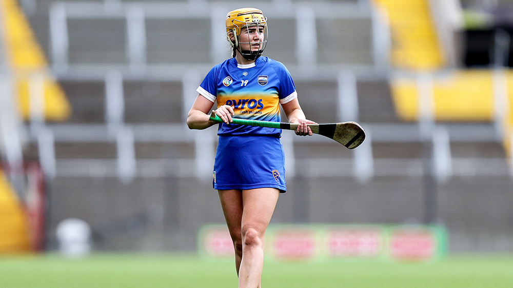 Interview with Tipperary Camogie Player Sarah Fryday