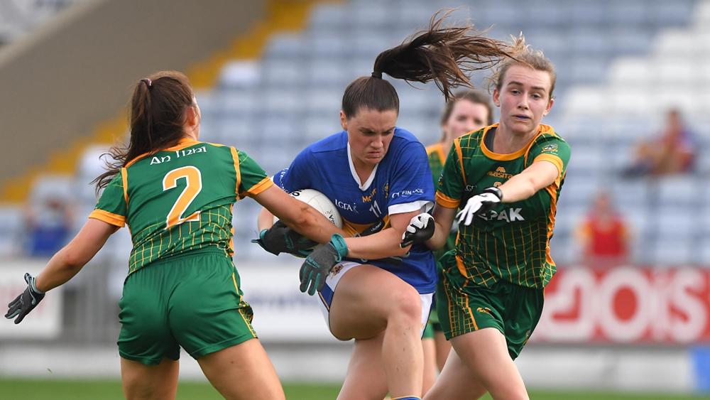 TG4 All-Ireland Senior Ladies Football Championship – Meath 1-18 Tipperary 0-7