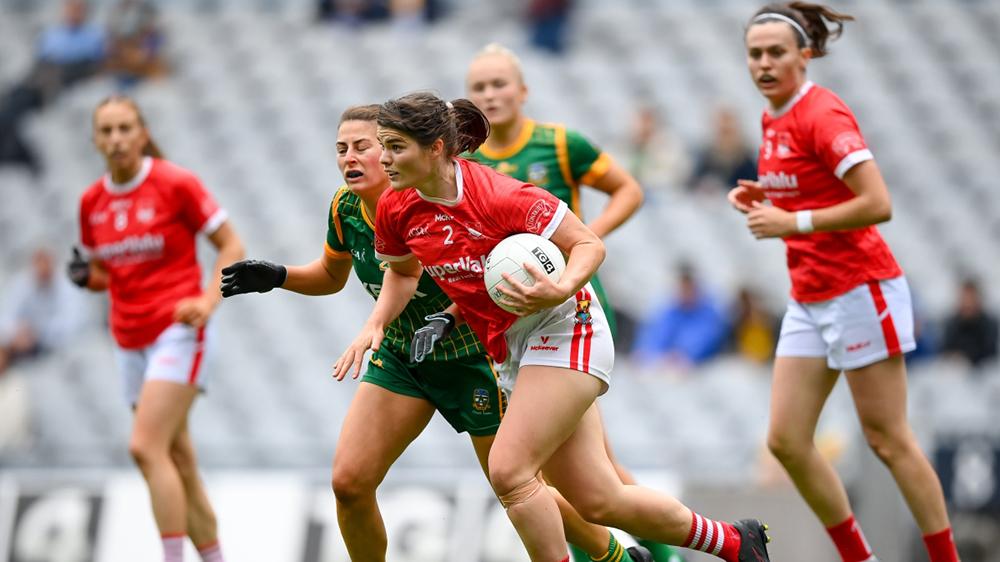 TG4 All-Ireland Senior Ladies Football Semi-Final – Meath 2-12 Cork 2-10