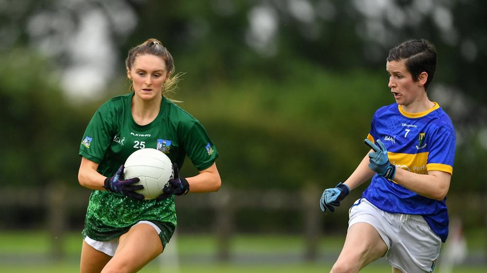 2021 TG4 All-Ireland Junior Ladies Football Semi-Final – Wicklow 1-12 Limerick 0-4